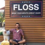 dr-tom-cingel-dds-dentist-floss-rally